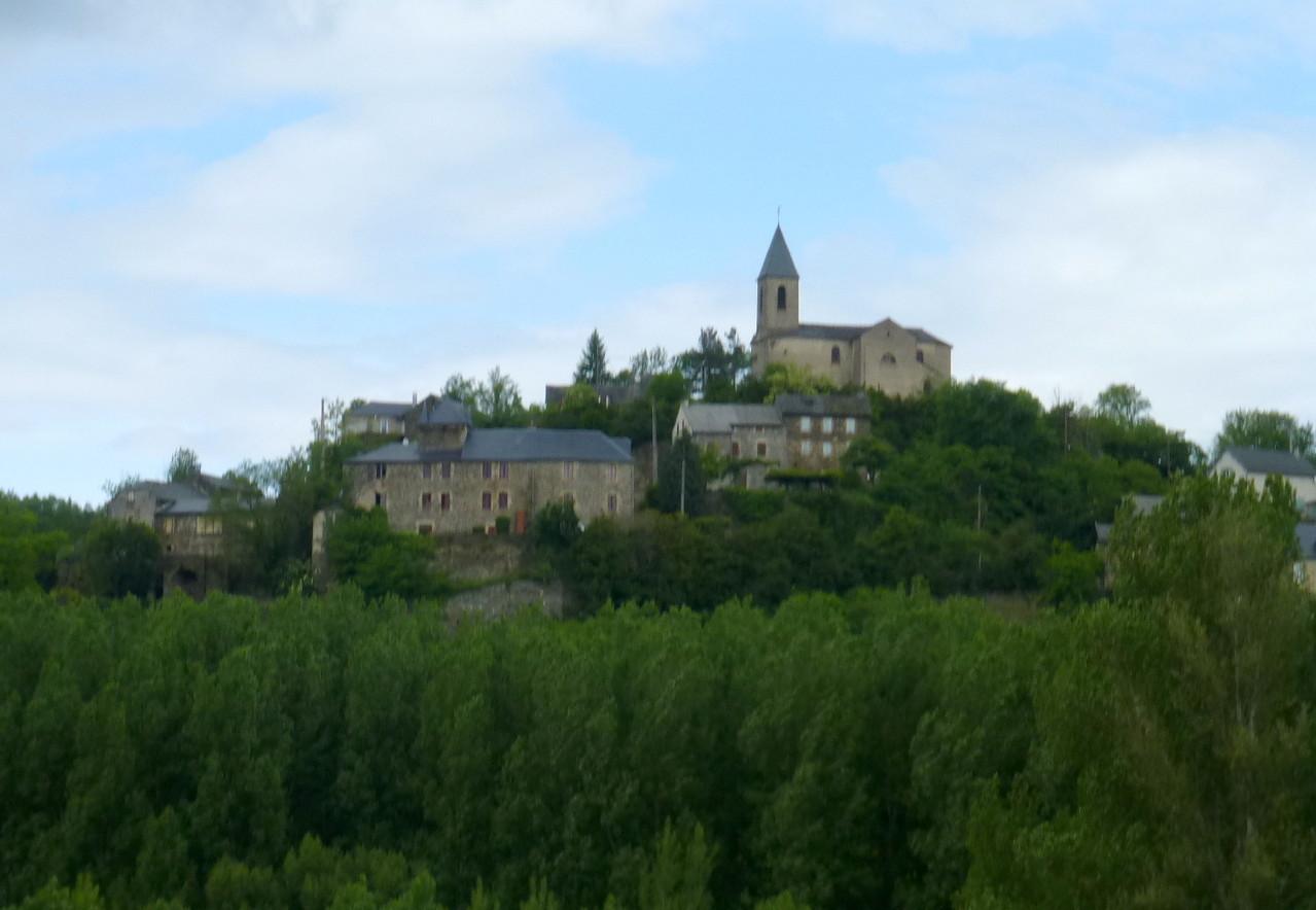 Village de La Bouyssière