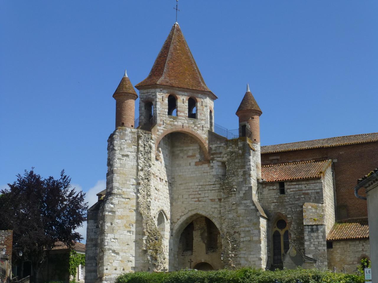 Eglise Saint Pierre à Auvillar