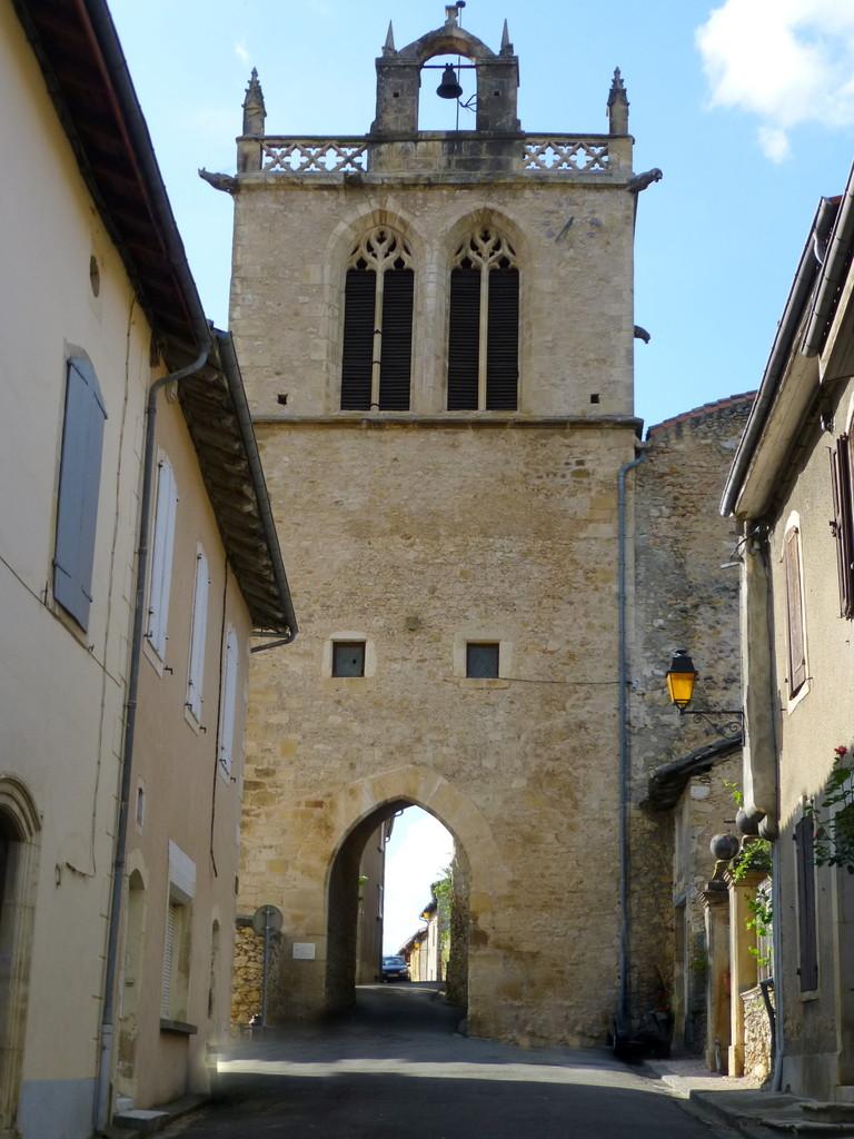 Aurignac - La Tour de l'Horloge
