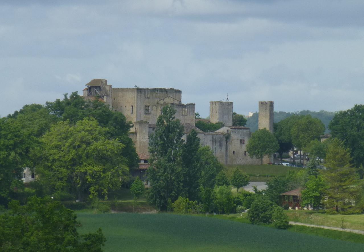 Cité médiévale de Larresingle