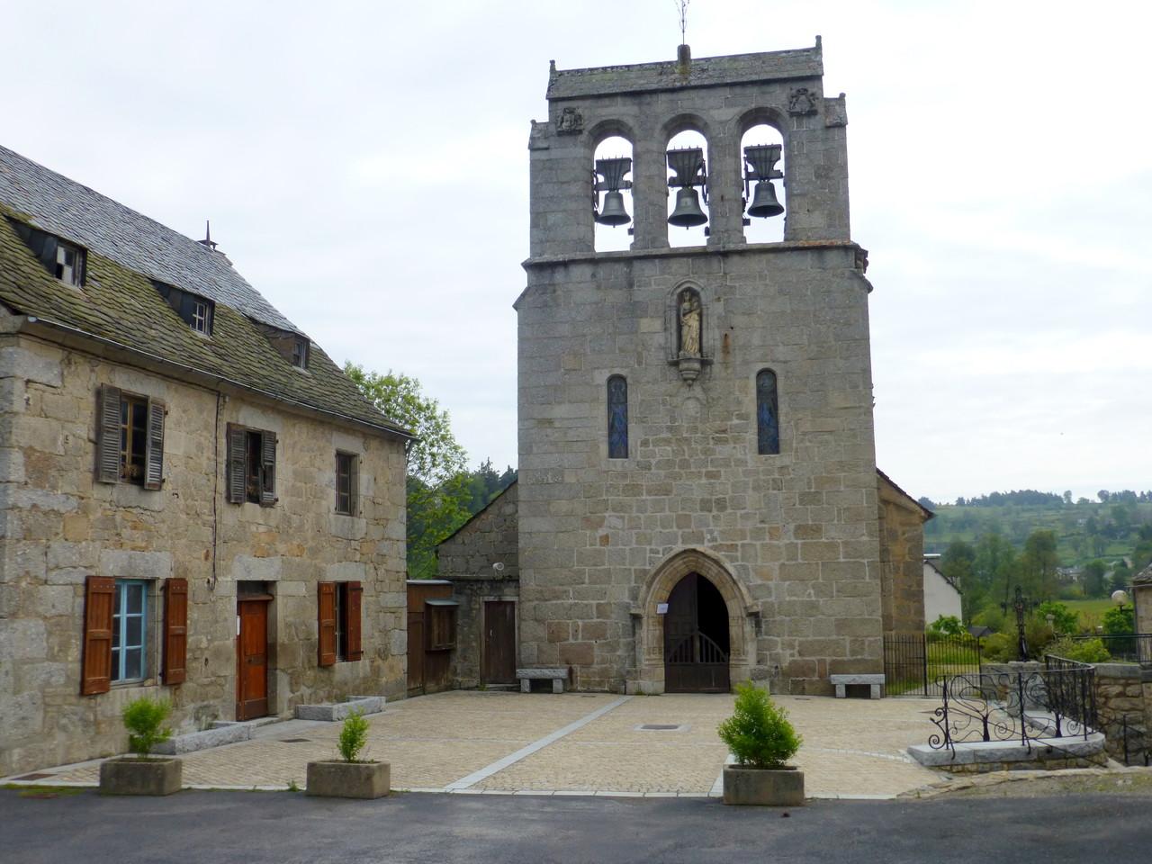 Eglise de Fournels