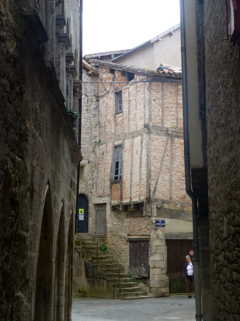 Ruelle à Saint Antonin Noble Val