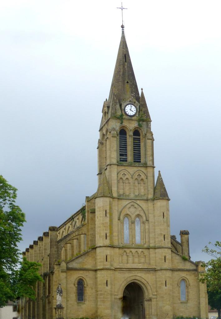Eglise de Plaisance-du-Gers