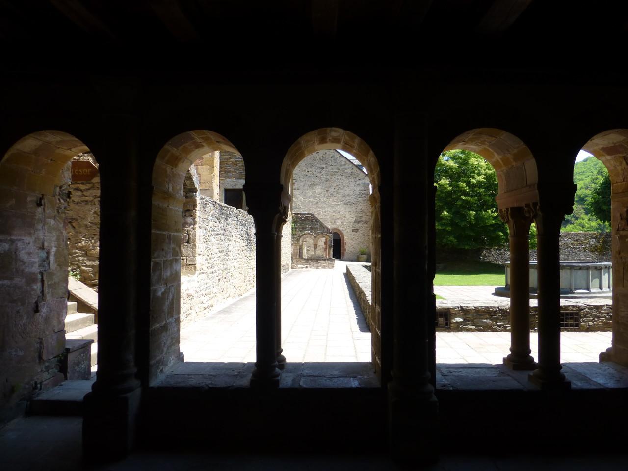 Prieuré de l'église Ste Foy -Conques-