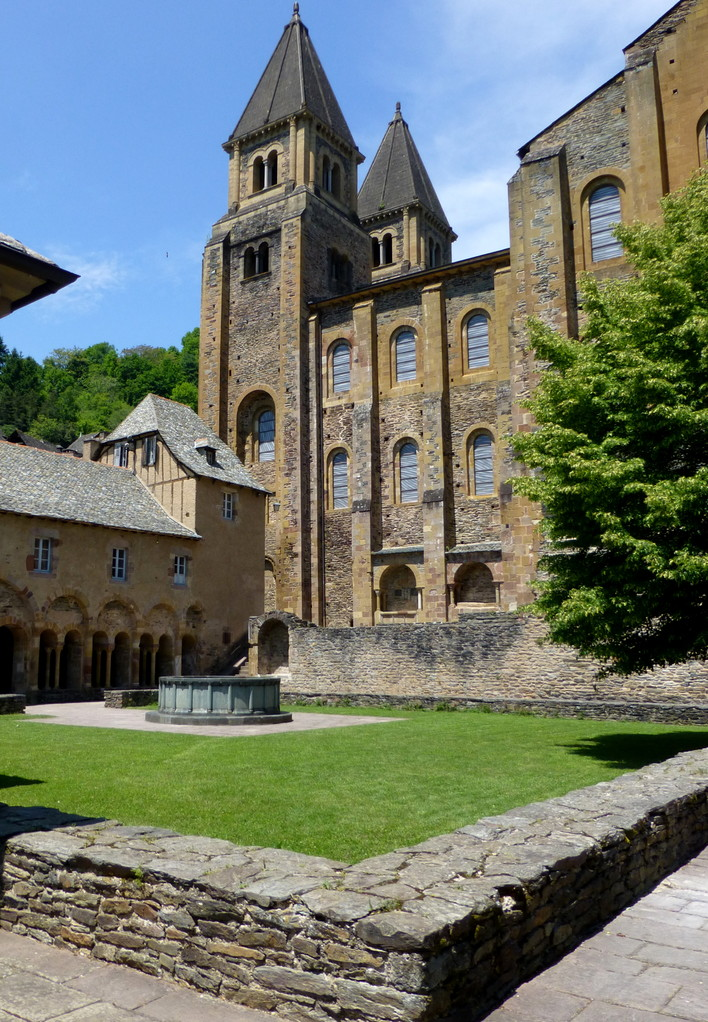 Eglise Ste Foy - Conques -