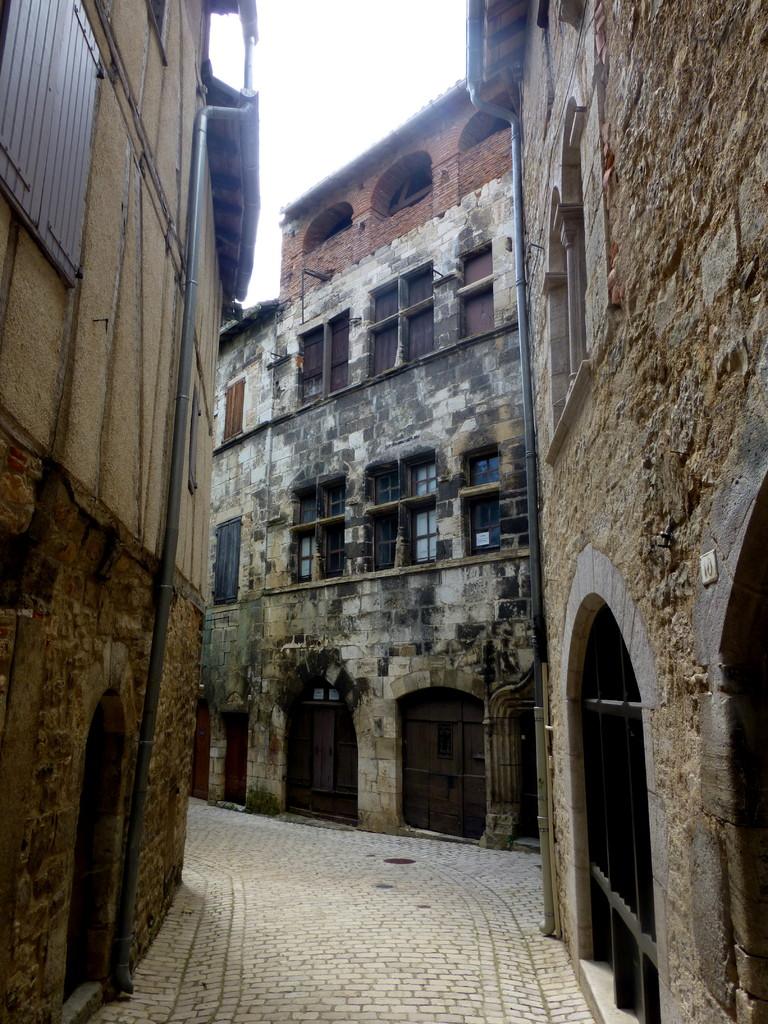 Maison médiévale - Saint Antonin Noble Val