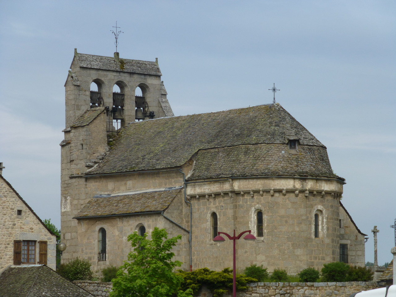 Eglise de Fournels