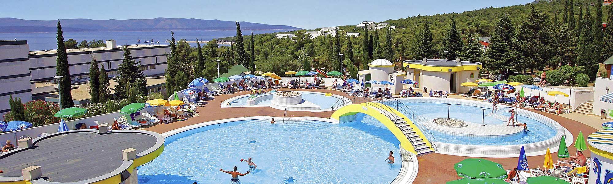 Hotels Kinderclubs Appartments Pension Kroatien