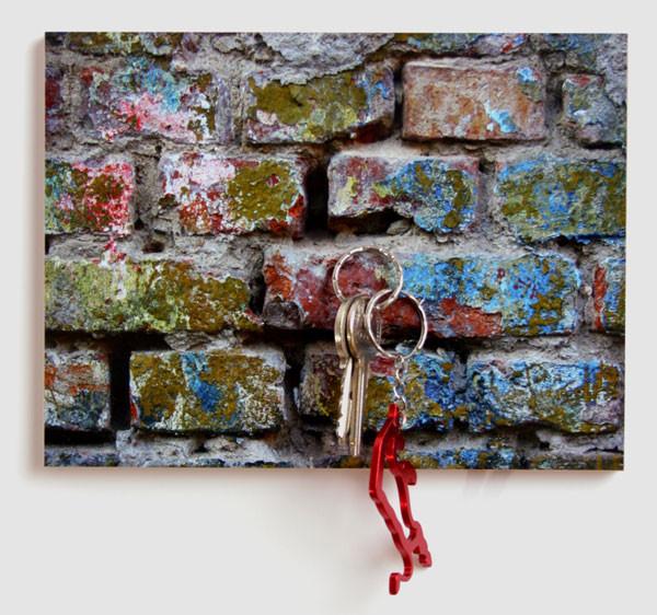 Magnet-Schlüsselbrett