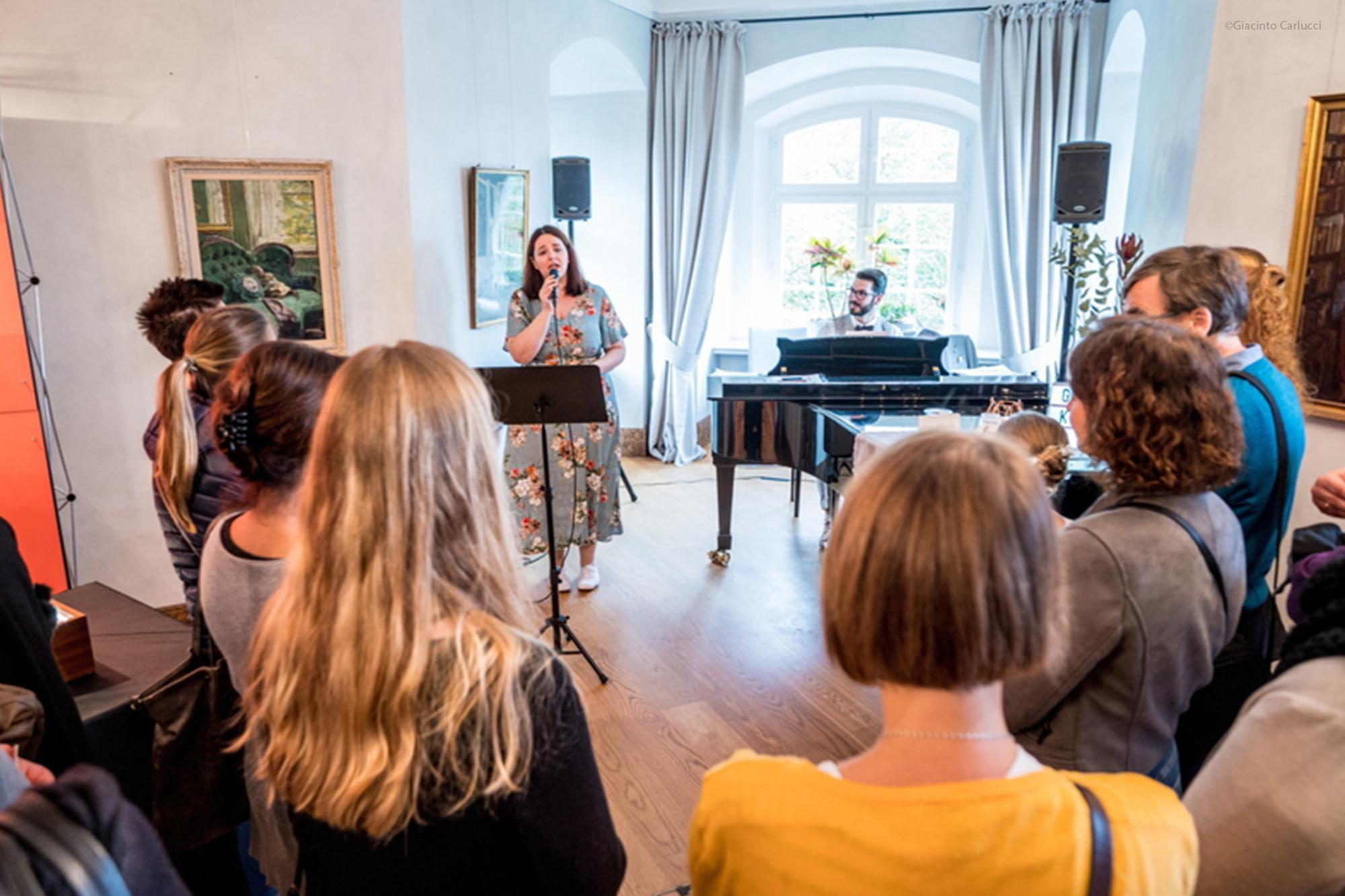 2019 | Ja! Hochzeitsmesse auf Schloss Filseck ©Giacinto Carlucci