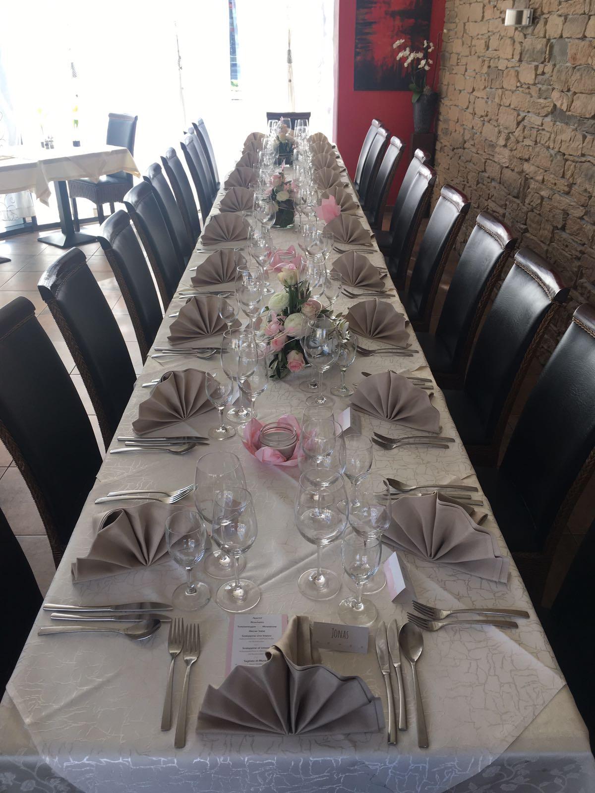Hochzeitsfeier - Ristorante Da Angelo & Salvatore
