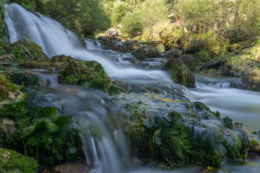 Krupa Wasserfälle - perfektes Jausenplatzerl ;)