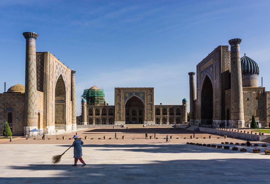 #16 Usbekistan - das Land der Seidenstraßen-Romantik