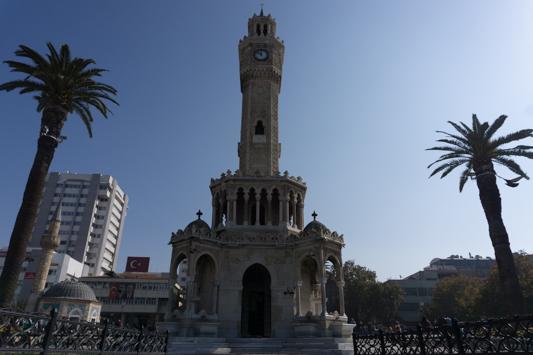 Uhrturm von Izmir.