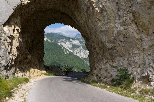 Diese Tunnel!
