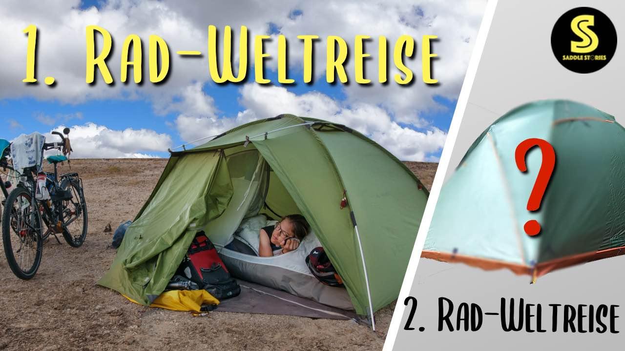 Das passende (Radreise) Zelt finden!