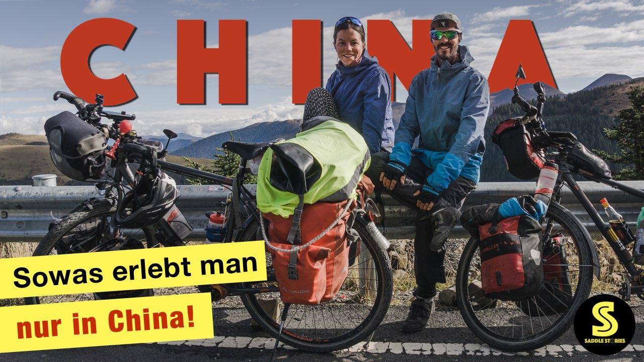 VIDEO Radreisen in China/Sichuan - Das haben wir noch nie gesehen! | Ep. 25