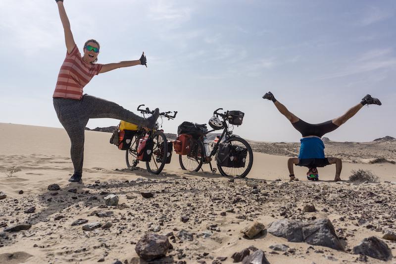 #11 Oman - einmal durch die Wüste (Teil 1)