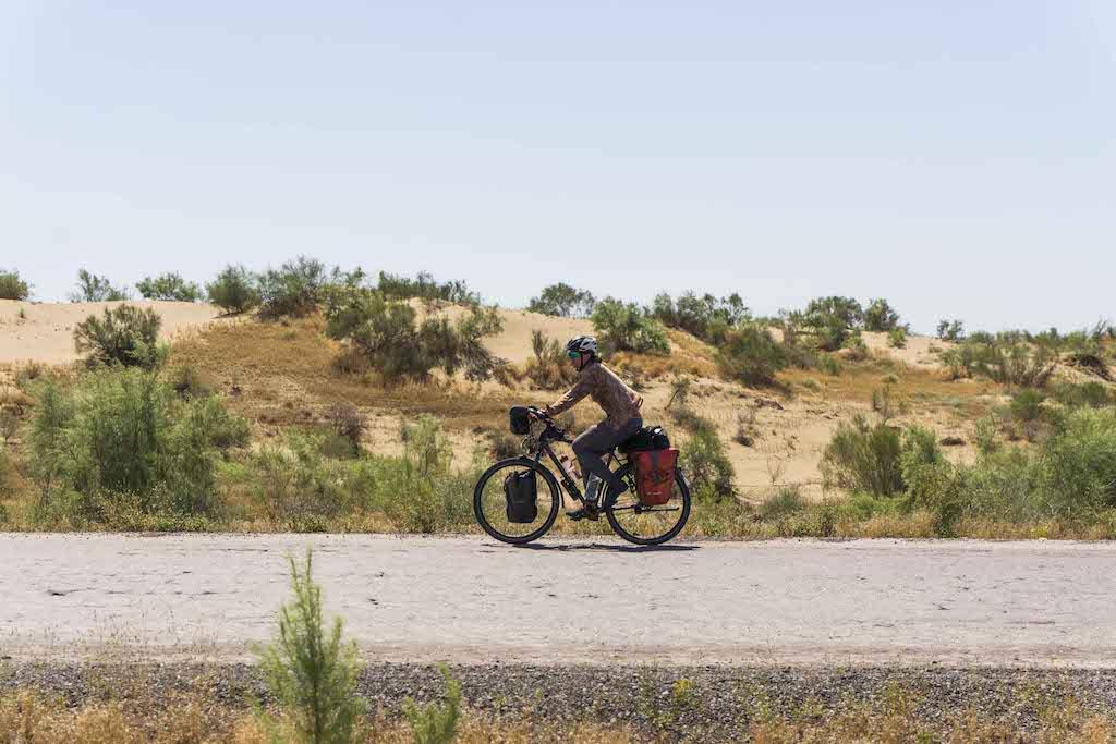 #15 Turkmenistan – 5 Tage ohne Freiheit