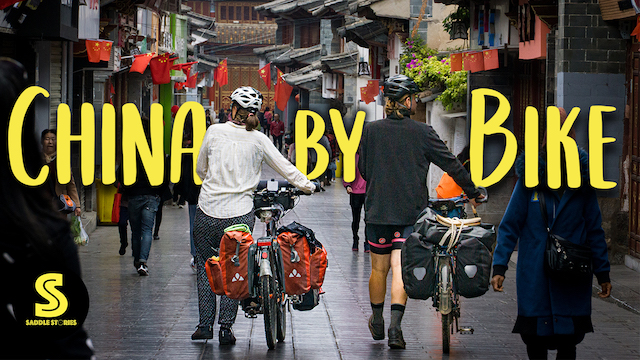 VIDEO Das große Finale in China – Wir kommen an die Grenze! | Fahrrad Weltreise | Ep.31