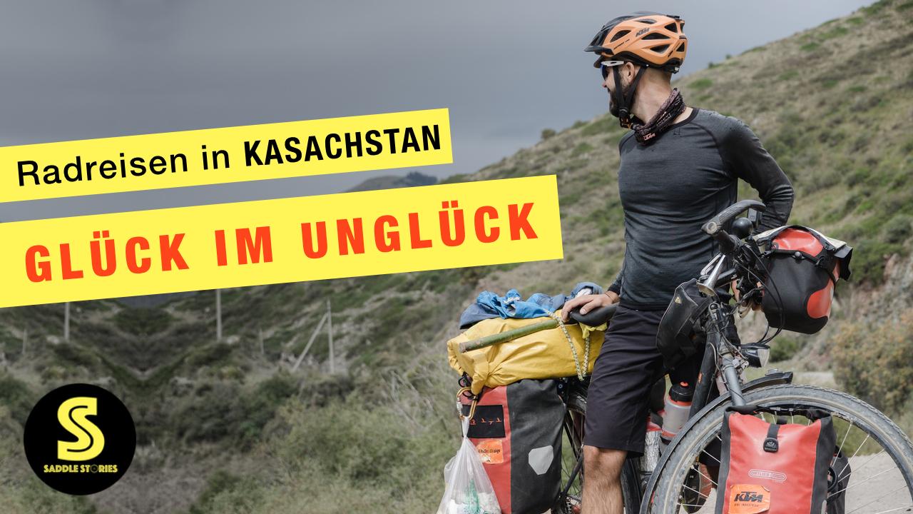 VIDEO Radreisen in Kasachstan - Hilfe, wir stecken fest!! | Ep.23