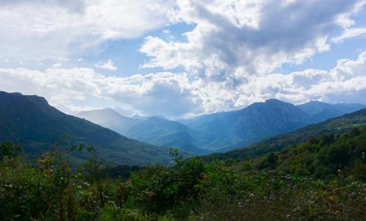 Wir lieben diese Landschaft!