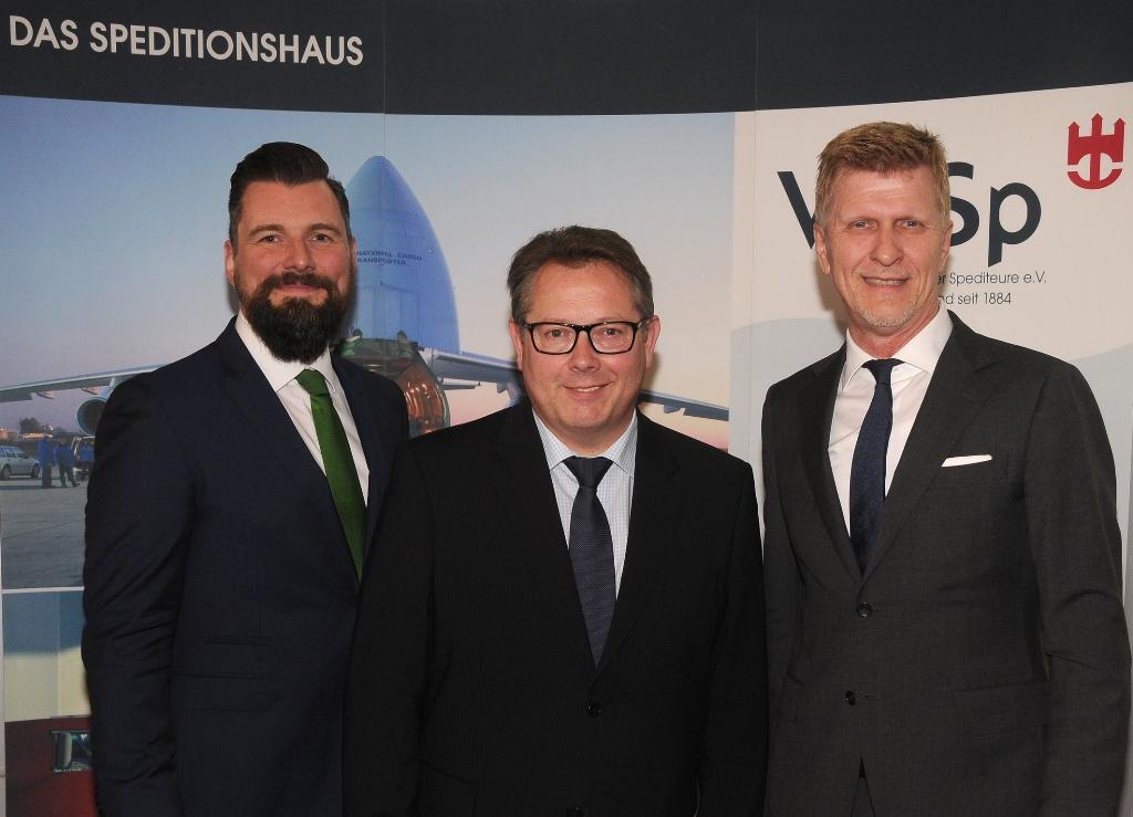 Pay-Andres Lüders, Jürgen Tonak und Bernd Themann