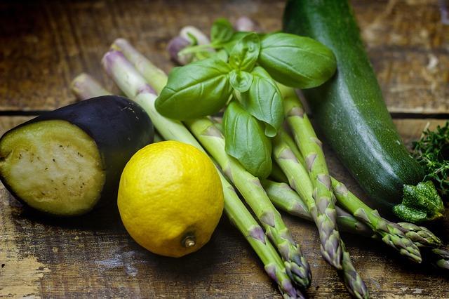 Grüner Spargel-Frittata