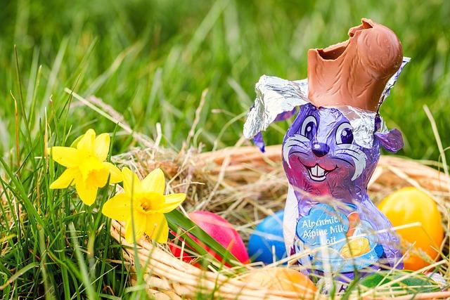 Ostern naschen? Kein Problem!