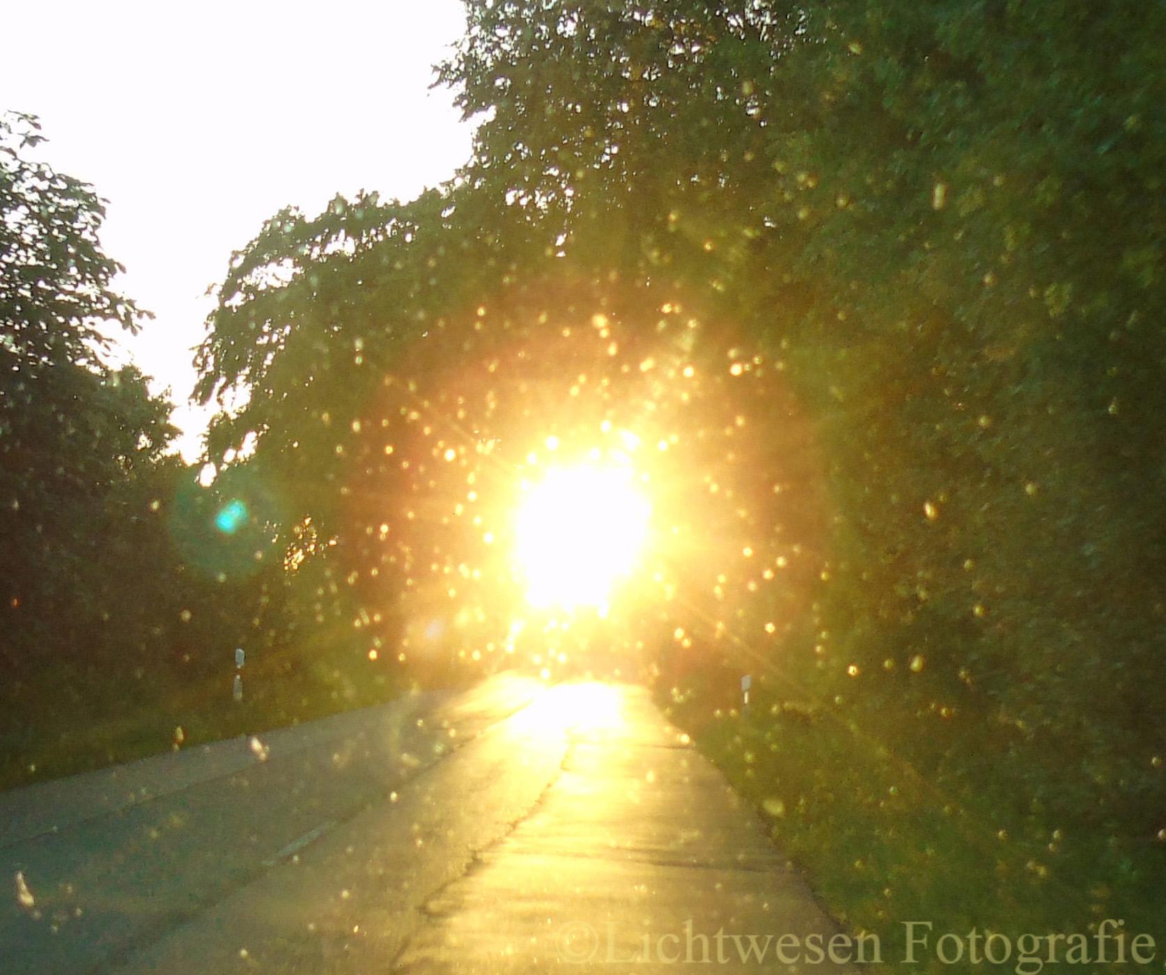 Der Weg in's Licht - oder: Woanders