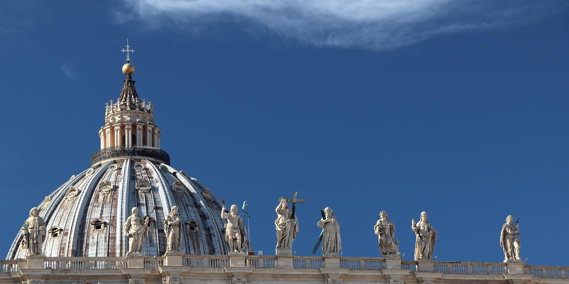 Il signor Vaticano e la signora Italia
