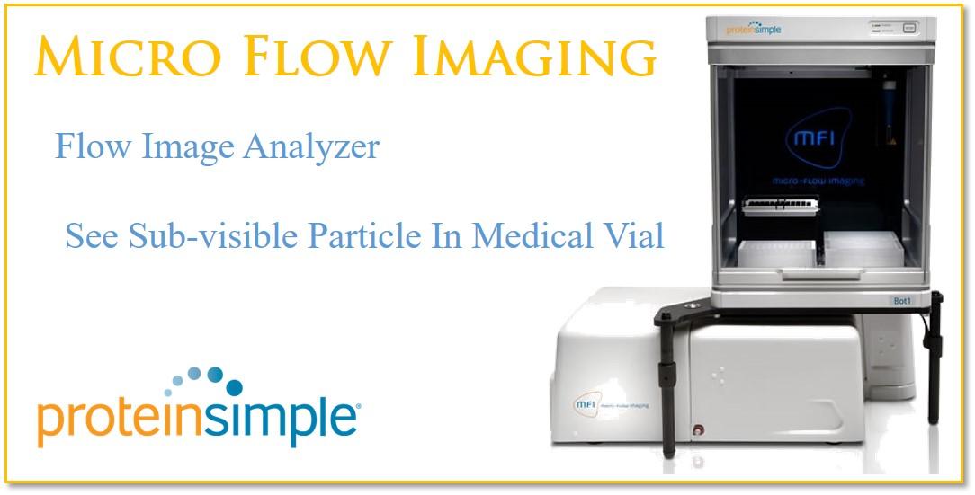 画像解析式粒度分布 マイクロフローイメージング