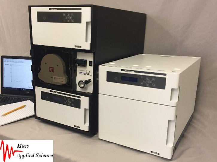 キャピラリー分画型 粒度分布測定装置 CHDF4000