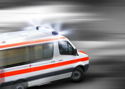 Alarmanlage für Notruf
