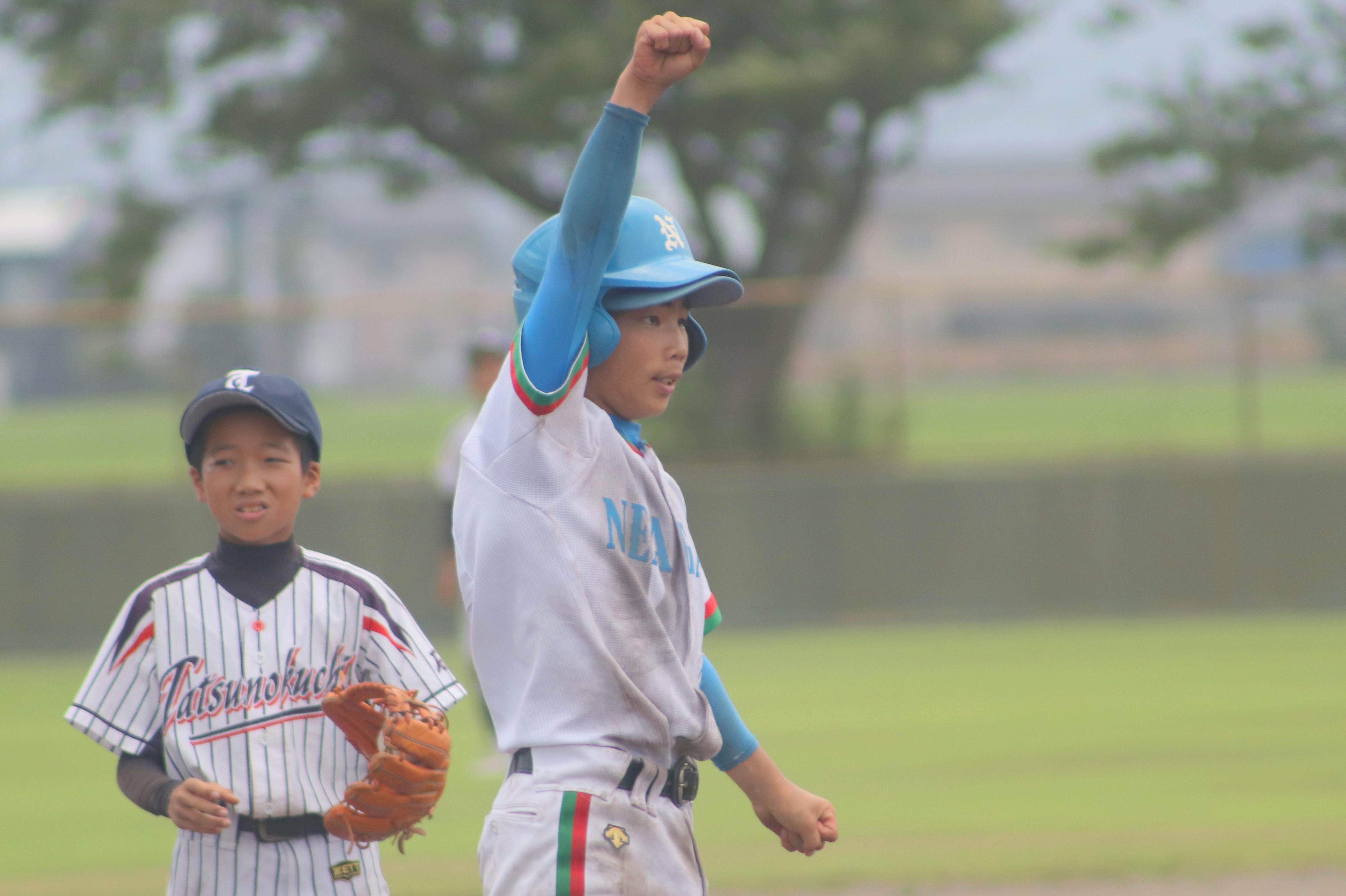 根上vs辰口(1回戦)