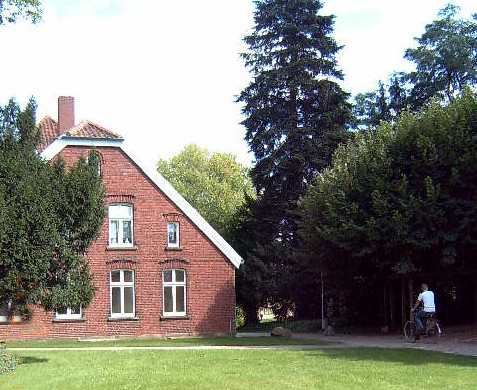Das Geburtshaus Josef Wincklers in Bentlage