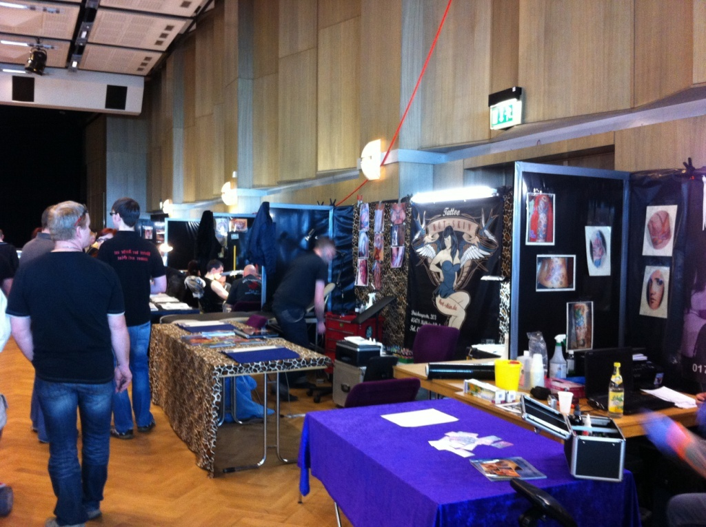 Tattoo Convention Plauen