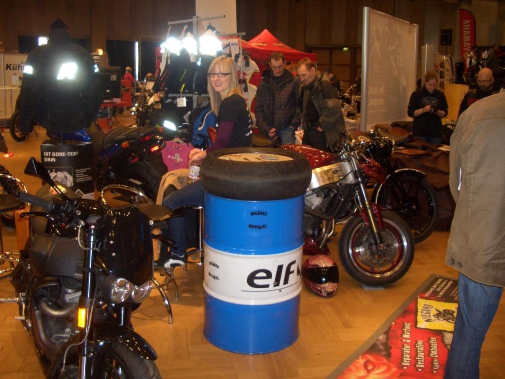Motorradmesse Plauen 2013