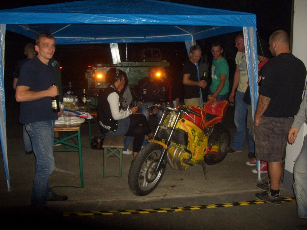Eröffnungsfeier Wiegand Motobike