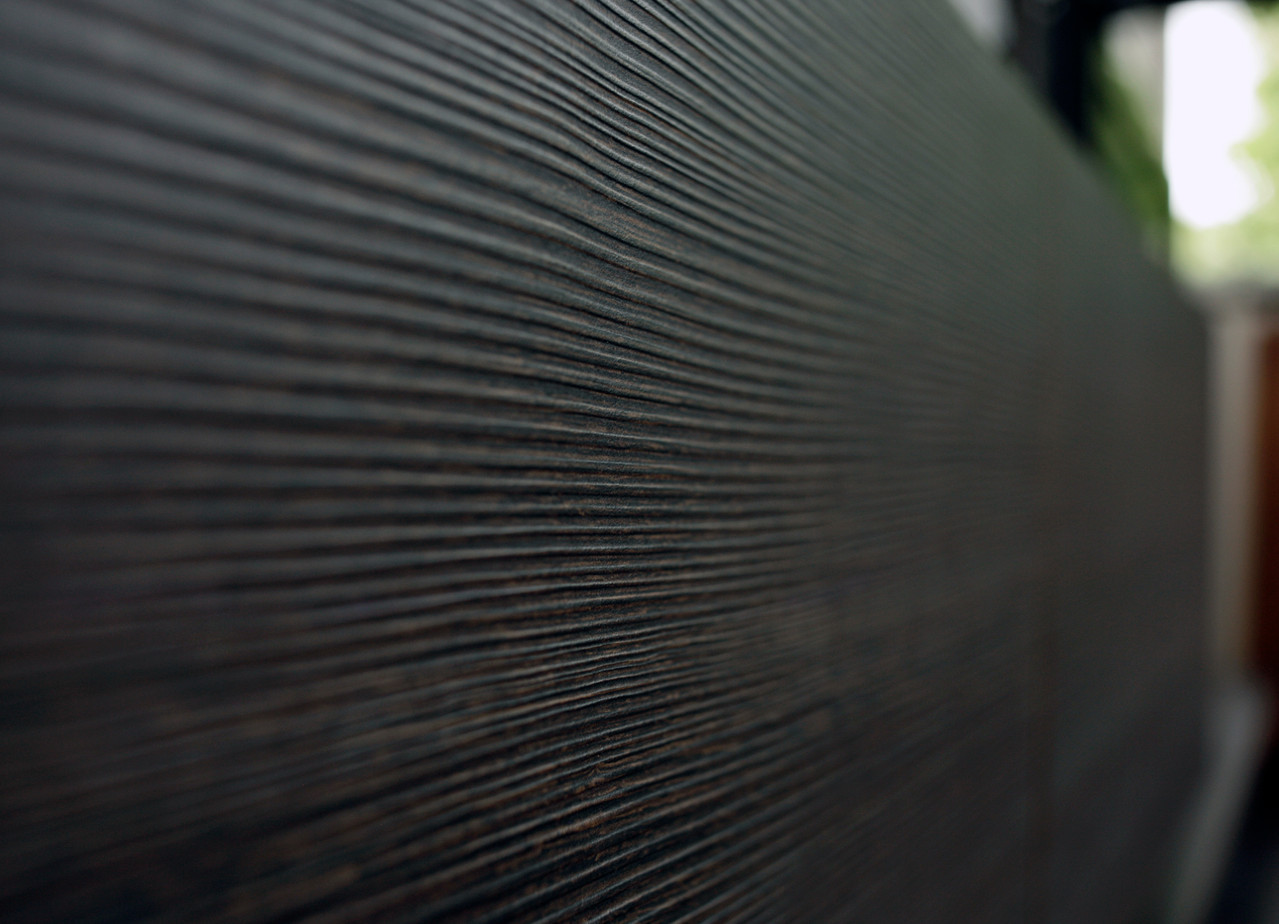 HPL-Wenge-Schichtstoff mit Holzstruktur