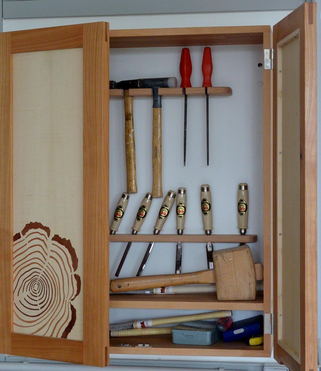 Werkzeugschrank für unseren Lehrling