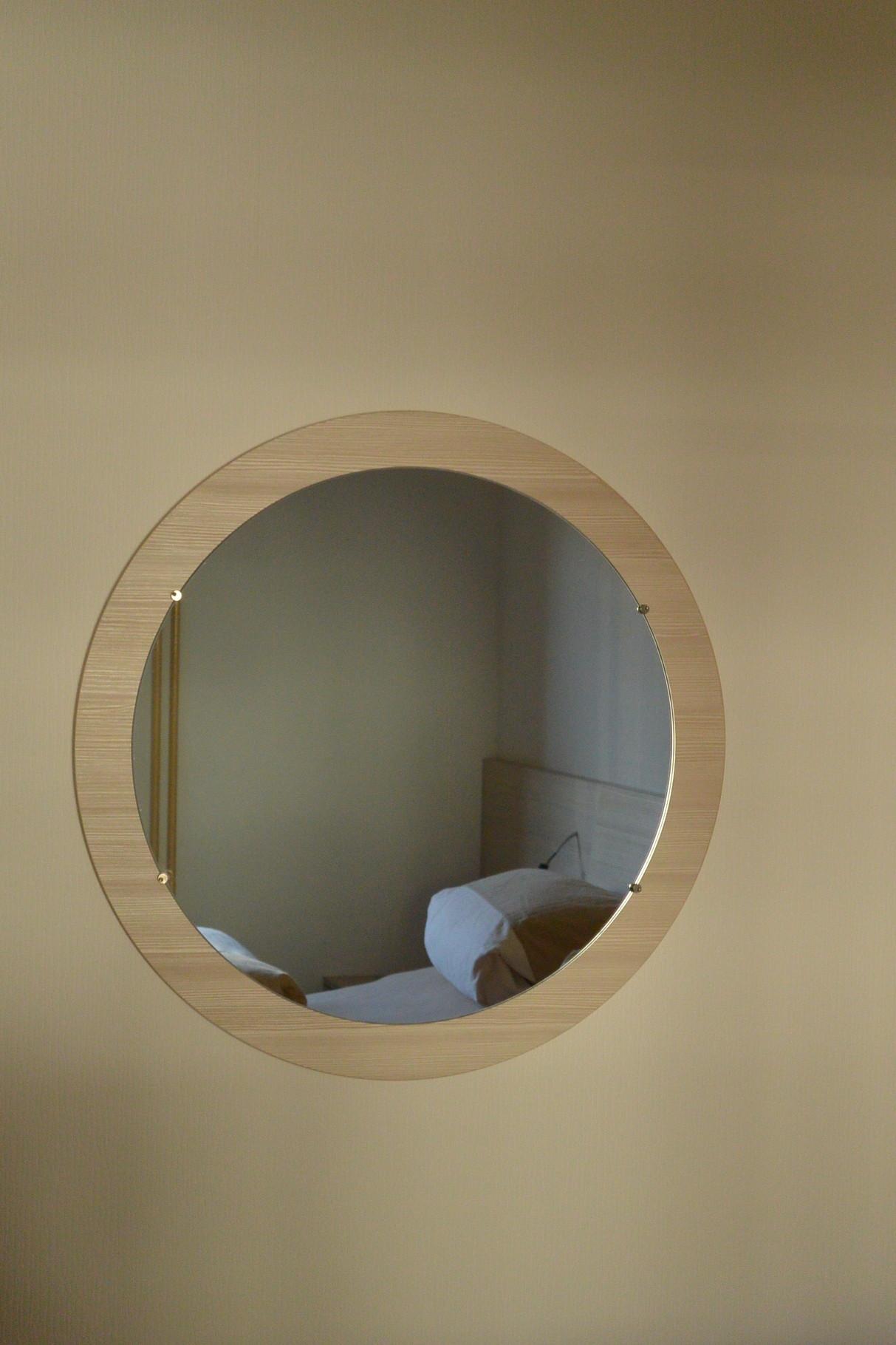 Spiegel passend zum Schlafzimmer