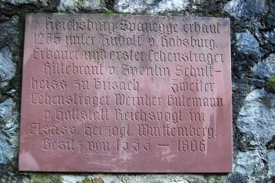 Reichsburg Spomeck