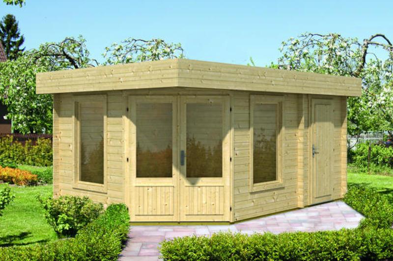 Abris de jardin bois xl mat riaux france - Rouleau de bitume pour abri de jardin ...