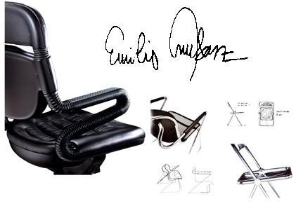 Sedia plia vendita e riparazione in esclusiva castelli - Riparazione sedia plia ...
