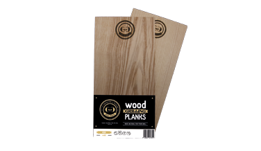 Wood Grilling Planks - Esche