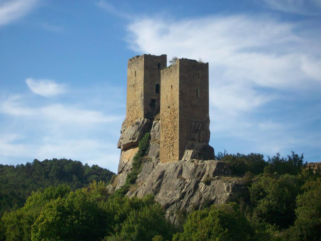 Castillos de Sibirana