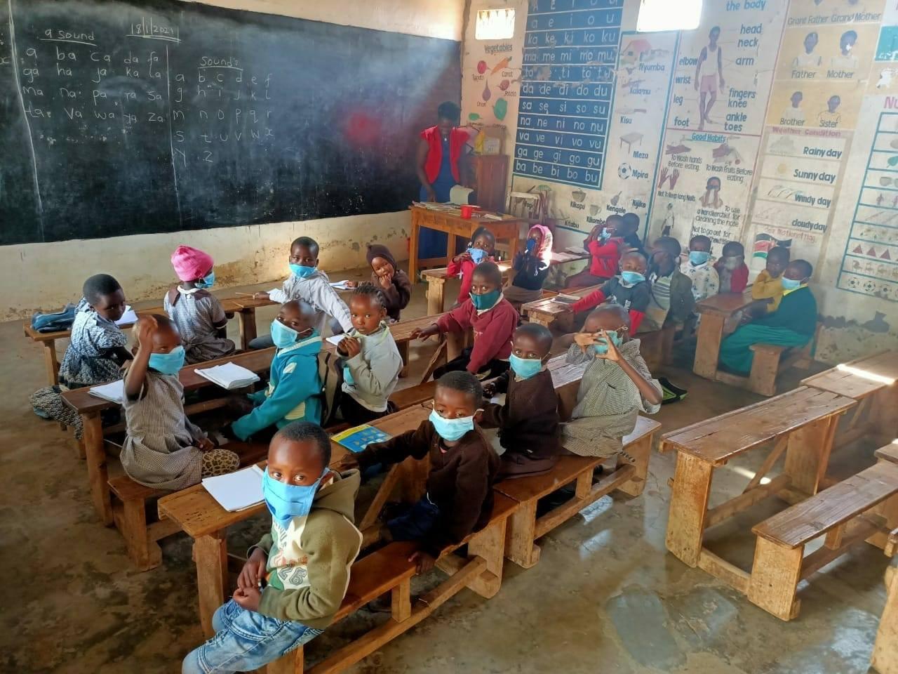 Kinder und Schule