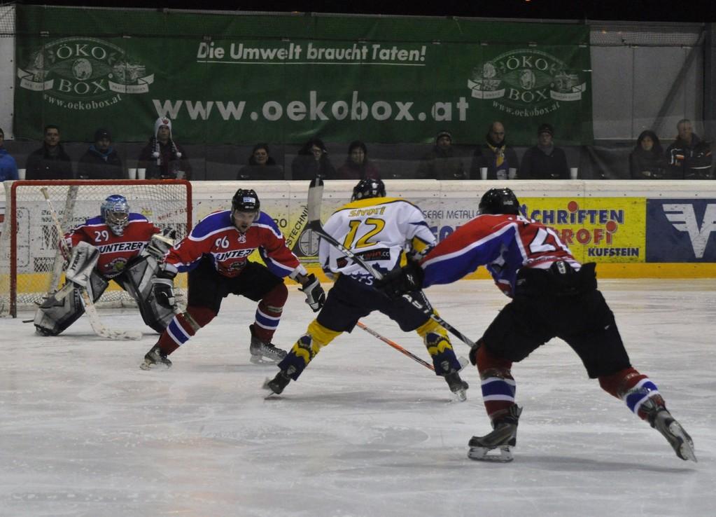 HC Kufstein - EHC Kundl