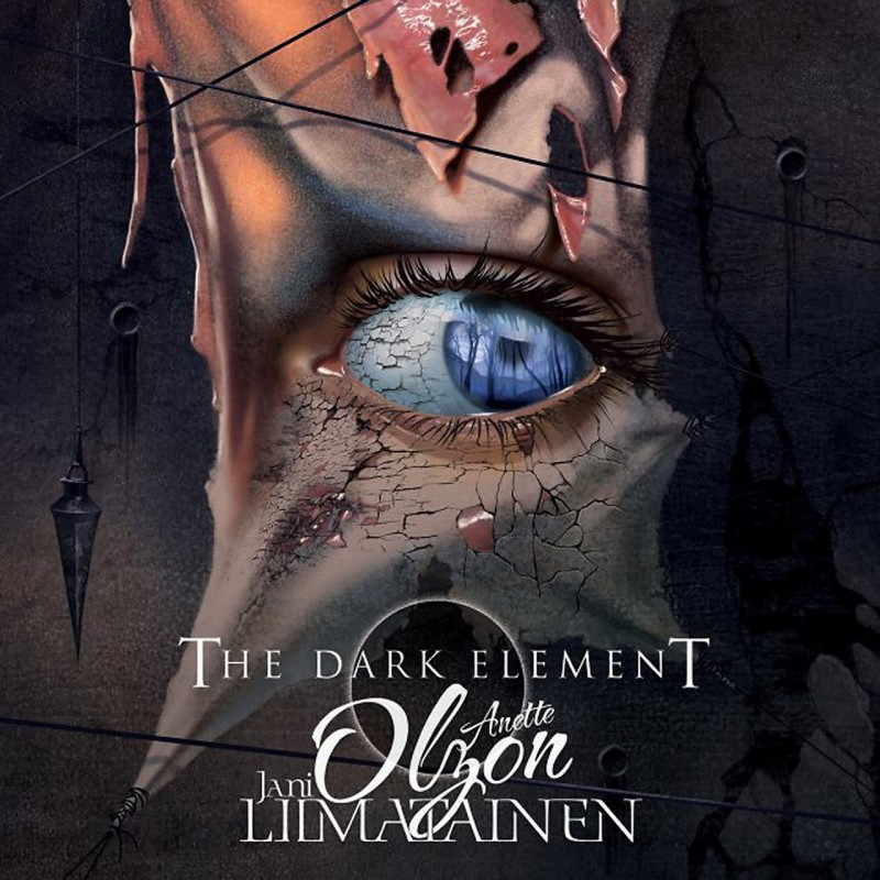 Portada Álbum 'The Dark Element'